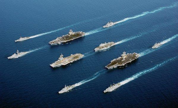 Корабли флота США оснастят новой противокорабельной ракетой NSM