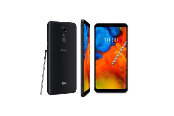 LG официально представил смартфон Q Stylus со стилусом