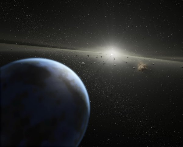 Учёные рассказали, когда можно будет увидеть астероид Веста без телескопа