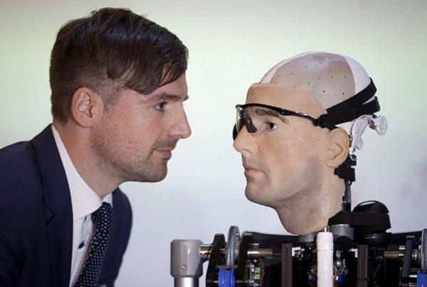Робот прошёл тест Роршаха и теперь думает только об убийствах