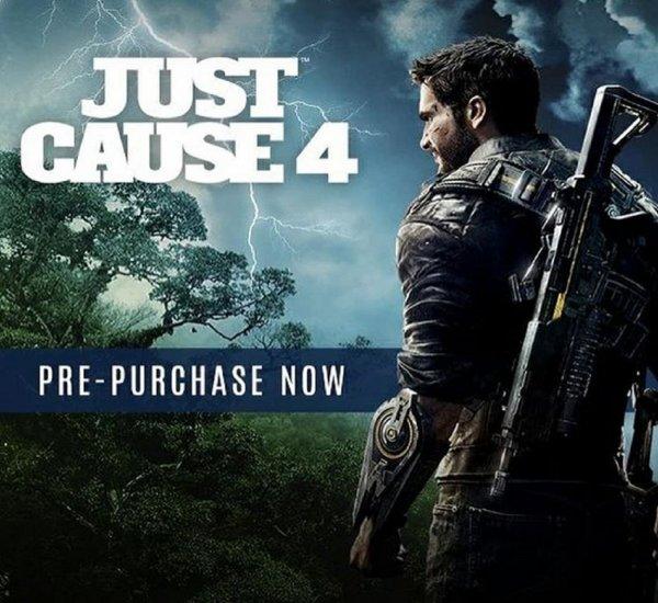 В Steam преждевременно опубликовали рекламу игры Just Cause 4