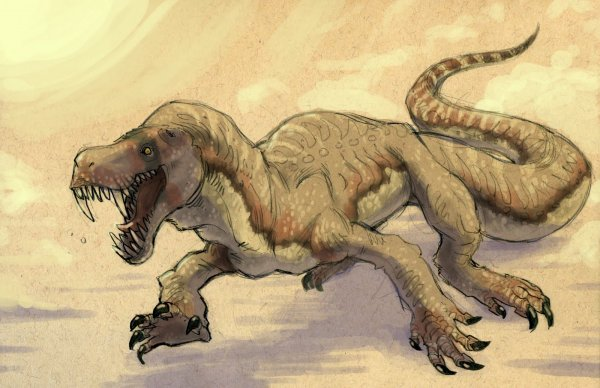 В Кировской области палеонтологи обнаружили доисторического «горыныча» и «ночницу»