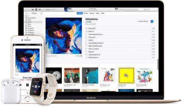 В Apple Music добавился раздел «Предстоящие релизы»