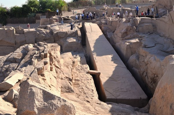 В амурской тайге обнаружены следы древних цивилизаций