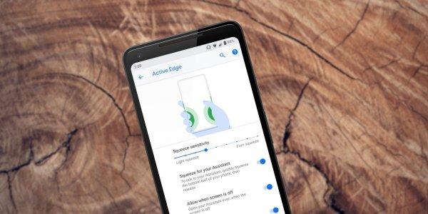 Google Pixel 3 и Pixel 3 XL получат функцию Active Edge