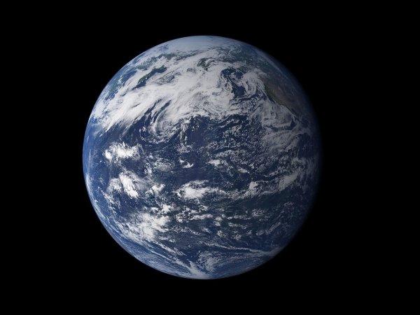 Ученые: Земля могла полностью покрыться льдом за тысячи лет
