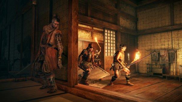Разработчики Dark Souls выпустят игру Sekiro об особенных битвах в Японии