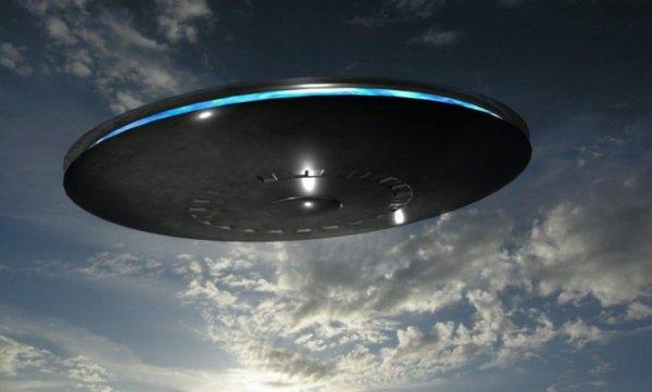 Очевидцы из штата Кентукки сняли на видео настоящий НЛО