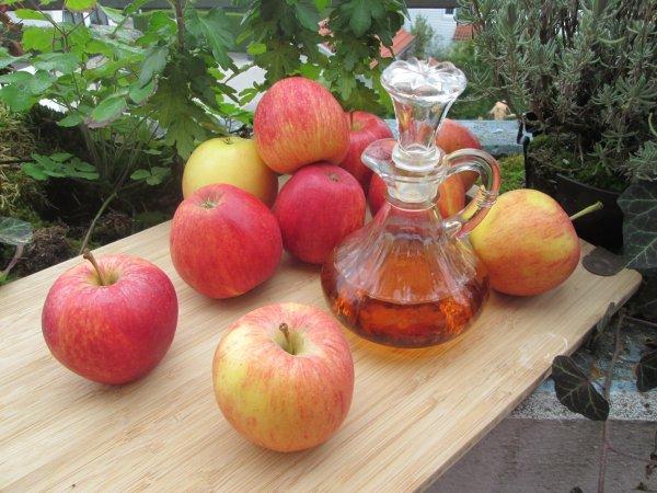 Ученые: Яблочный уксус помогает в борьбе со многими болезнями