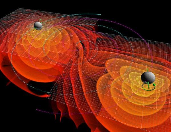Ученые пытаются отследить гравитационные волны, обнаруженные 50 лет назад