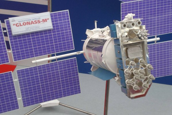 Спутник «ГЛОНАСС-М» вывели на орбиту