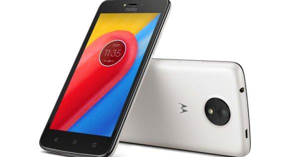 Обнародованы параметры нового смартфона Moto C2