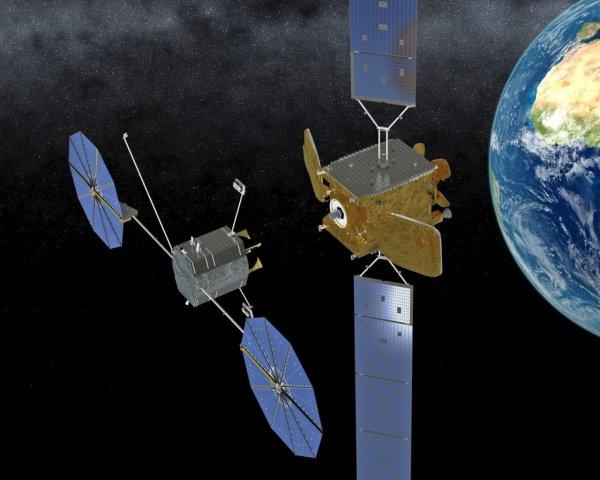 Специалисты из России и Швейцарии запустят спутники в космос при помощи лазера