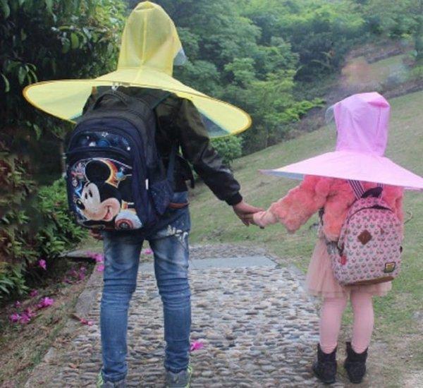 Уникальный зонт-дождевик с AliExpress раскритиковали за дизайн
