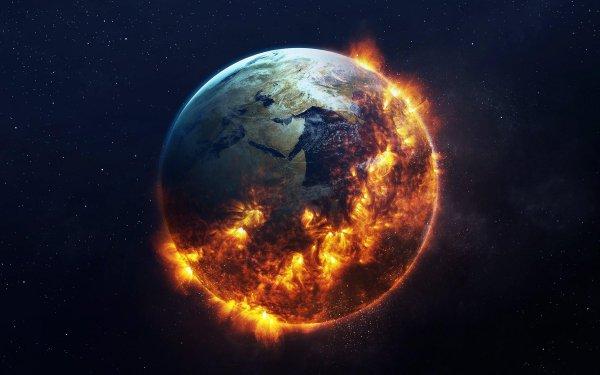 Климатологи из США признали скорый конец света из-за приближающейся Нибиру