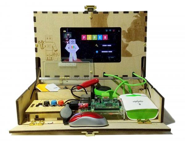 Обучающий набор для детей Piper Computer Kit продают за 300 долларов