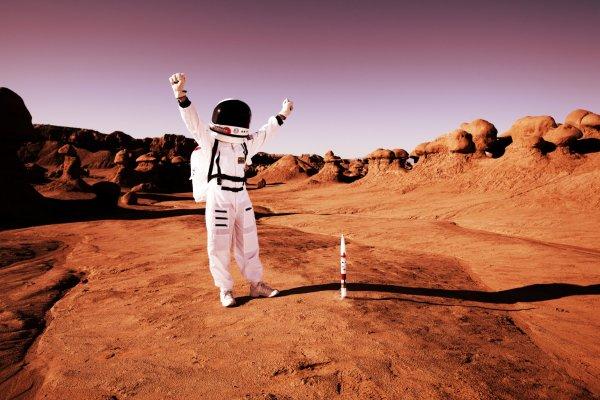 Астроном из Австралии подтвердил, что жизнь на Марсе возможна
