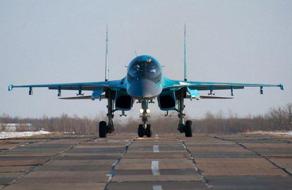Эксперты назвали Су-34 лучшим ударным самолетом в своем классе