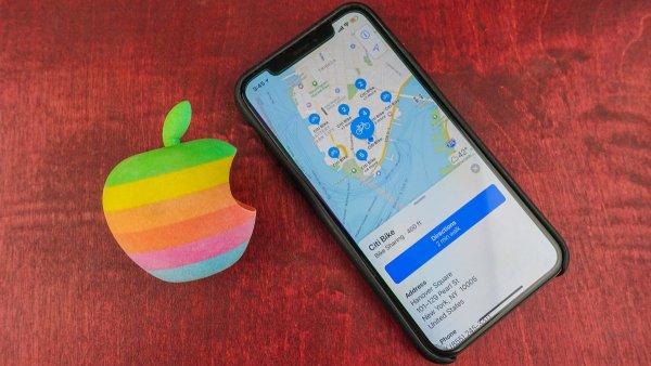 Назван ТОП-5 функций Google Maps и Waze, которых не хватает Apple Maps