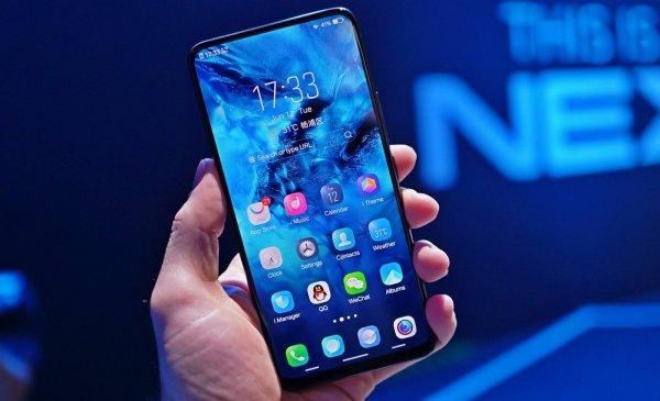 Разборка Vivo NEX показала особенности конструкции смартфона с выдвижной камерой