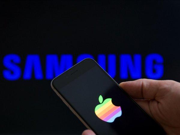 Война окончена: Apple и Samsung урегулировали семилетний патентный спор