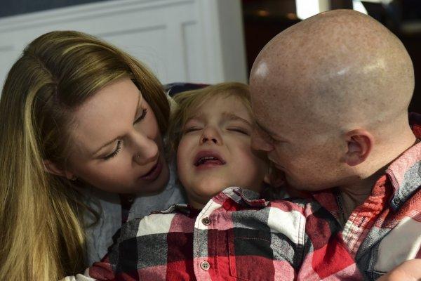 Учёные объяснили, как разделение семьи влияет на мозг ребёнка
