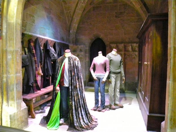 Учёные воссоздали мантию-невидимку из «Гарри Поттера»