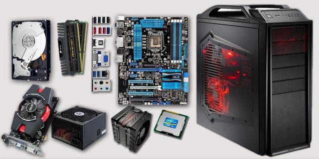 Профессиональная сборка компьютерной техники