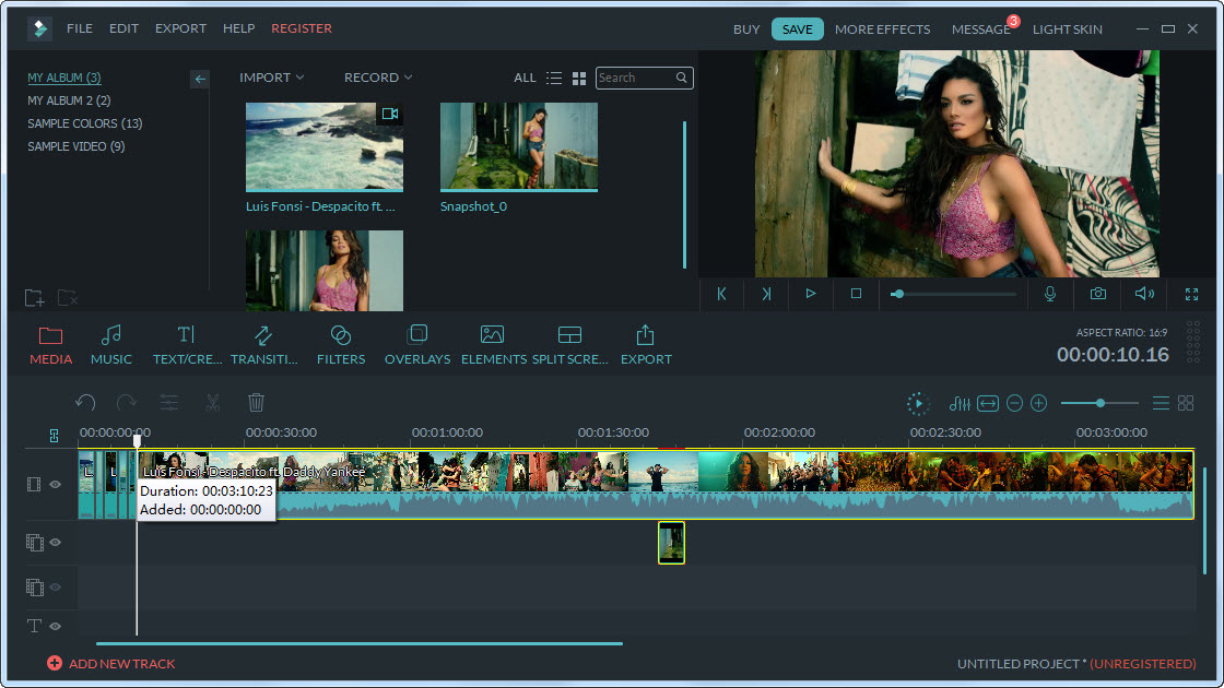 Самый простой видео редактор, который под силу даже новичкам
