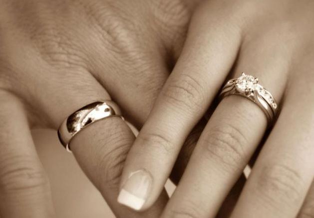 Классические и современные обручальные кольца