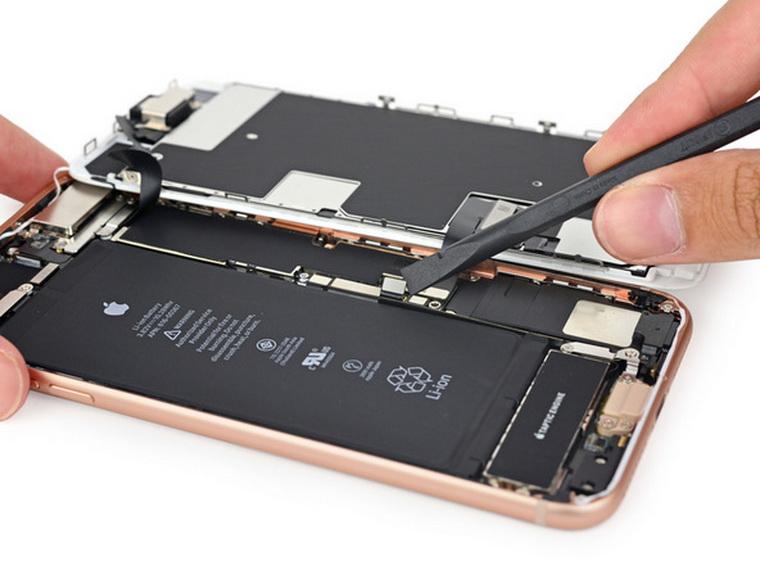 Поменять разбитое стекло на Айфон 6 всего за 40 минут