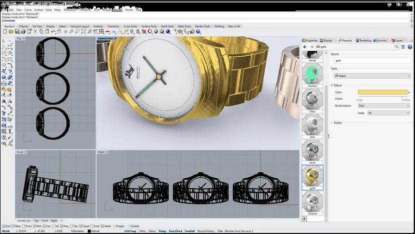 Отличная программа для 3D моделирования