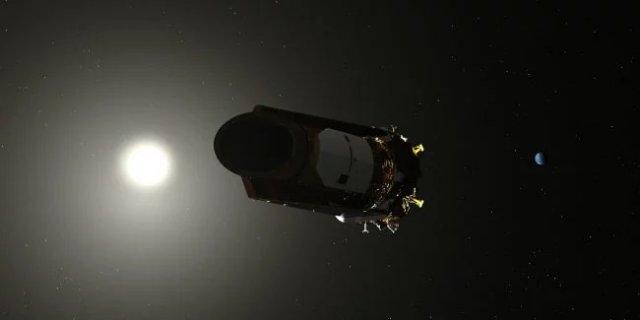 Последние мгновения: космический телескоп «Кеплер» введен в режим гибернации