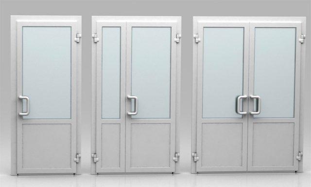 Двери ПВХ: основные особенности и характеристики