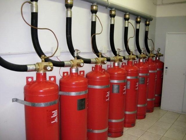 Модули газового пожаротушения - как выбрать производителя
