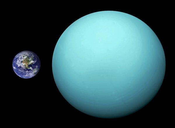 Учёные: На эволюцию Урана повлияло его катастрофическое столкновение