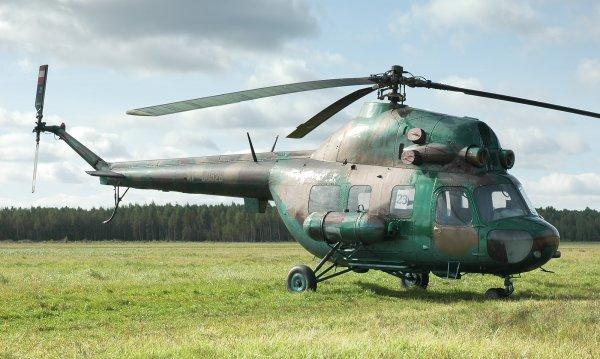 В России усовершенствуют вертолет Ми-2