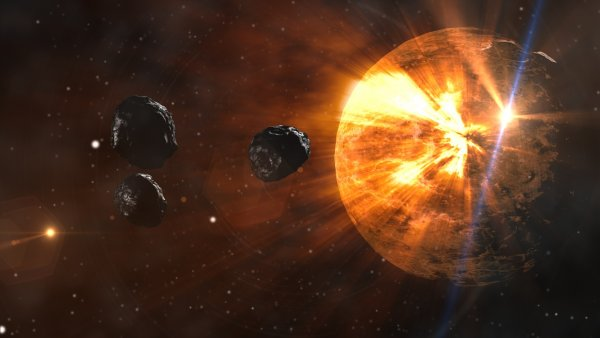 Учёные рассказали об атаке астероидов-невидимок