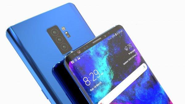 Новый Samsung Galaxy S10 выйдет сразу в трех вариантах