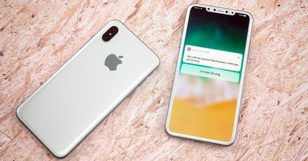 Специалисты сравнили iPhone X и iPhone 8