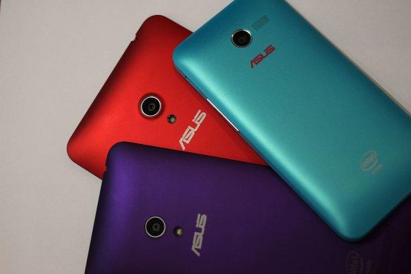 МТС намерена продвигать смартфоны ASUS