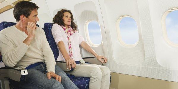 Эксперты дали советы, как справиться с боязнью полетов