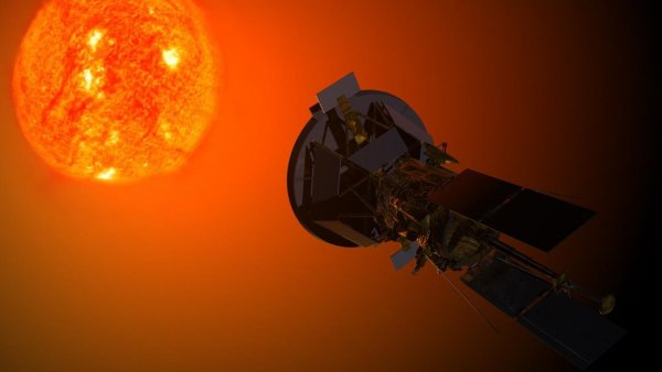 Учёные из NASA запустят зонд к Солнцу
