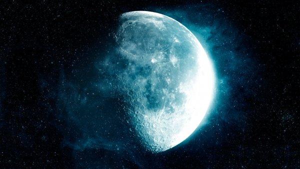 Ученые выяснили, что жизнь на Луне была четыре миллиарда лет назад