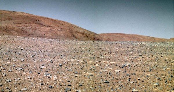 Ученые выяснили происхождение пыли на Марсе