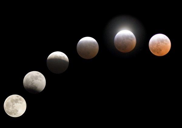 Учёные рассказали, как лунное затмение повлияет на самочувствие и здоровье