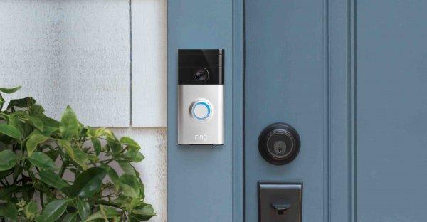 Компания Netgear разработала «умный» дверной звонок Arlo Audio Doorbell