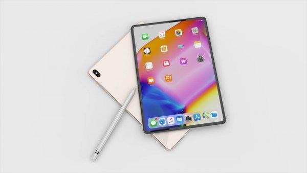 На задней панели iPad 2018 нашли непонятную кнопку
