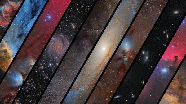 Снимки космоса фотографа из США взорвали Сеть своей красотой
