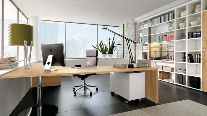 Оборудуйте свое офисное помещение красивой мебелью